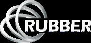 Logo Rubber Bianco